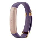 Bratara Fitness JAWBONE UP2 Violet Circle classic flat strap