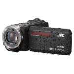 Camera video Full HD JVC GZ-R515, 40x, 3 inch, Wi-Fi, negru