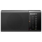 Radio portabil SONY ICF-P36, FM, AM, negru