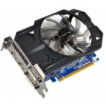 Gigabyte GeForce GTX 750 OC, 2GB GDDR5 (128 Bit), 2xHDMI, 2xDVI, GV-N750OC-2GI