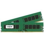 DDR4 Crucial 16GB (2x8GB) 2133MHz CL15 1.2V, Dual rank, CT2K8G4DFD8213