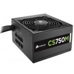 Corsair power supply CS750M 750W modular 80 PLUS Gold, CP-9020078-EU