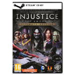 Injustice: Gods Among Us Ultimate Edition CD Key - Cod Steam