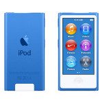 APPLE iPod Nano mkn02hc/a, 16Gb, albastru
