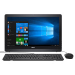 "Sistem All in One DELL Inspiron 3264, 21.5"" Full HD, Intel® Core™ i3-7100U 2.4GHz, 4GB, 1TB, Intel® HD Graphics 620, Windows 10 Home"