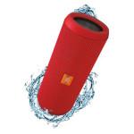 Boxa portabila Bluetooth JBL Flip 3, rosu