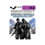 DLC Oberkommando West pentru jocul Company of Heroes 2: The Western Front Armies - Cod Steam