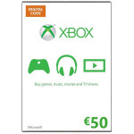 Xbox Live 50 EUR - CD Key