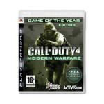 Call of Duty 4  - Modern Warfare PS3