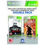 Tom Clancy's Double Pack - Splinter Cell Double Agent & Rainbow Six Vegas Xbox 360