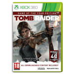 Tomb Raider - Game of the Year Edition Xbox 360