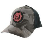 Sapca Gears of War - Logo Flex