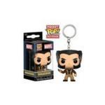 Breloc POP! Marvel Wolverine Bobble Vinyl - Head Figure Keychain