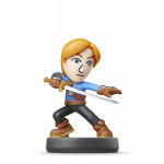 Figurina Nintendo Amiibo - Mii Sword Fighter No.49 (Super Smash)