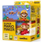 Super Mario Maker with Amiibo Bundle Wii U