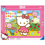 Puzzle RAVENSBURGER Hello Kitty, 31 piese