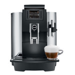 Espressor automat profesional JURA Aroma WE8, 3l, 1450W, 15bari, negru-argintiu