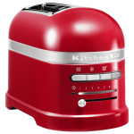 Prajitor de paine KITCHENAID Artisan KIT-5KMT2204EER, 1250W, rosu