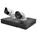 Kit supraveghere video NVR PNI IPMAX2, 2 camere