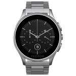 Smartwatch VECTOR Luna, Steel with Steel Bracelet