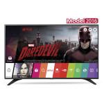 Televizor LED Smart Full HD, 109cm, LG 43LH6047