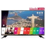 Televizor LED Smart Ultra HD, 127cm, LG 50UH635V