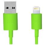 Cablu de date USB Apple Lightning, PROMATE Linkmate.LT, Green