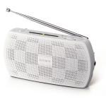 Radio portabil SONY SRF-18, alb