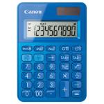 Calculator de birou CANON LS-100K, 10 cifre, albastru