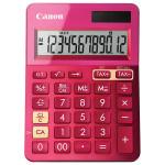 Calculator de birou CANON LS-123K, 12 cifre, roz