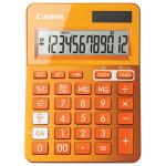 Calculator de birou CANON LS-123K, 12 cifre, orange
