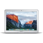 "Laptop APPLE MacBook Air mmgf2ro/a, Intel® Core™ i5 pana la 2.7GHz, 13.3"", 8GB, 128GB, Intel HD Graphics 6000, OS X El Capitan - Tastatura layout RO"