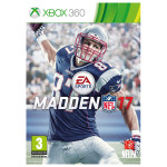 Madden NFL 17 Xbox 360