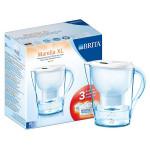 Cana filtranta BRITA Marella XL, 3.5l, alb + 3 filtre Maxtra