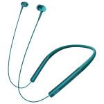 Casti in-ear cu microfon Bluetooth Hi-Res SONY MDR-EX750BTL, Wireless, albastru