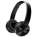 Casti on-ear Bluetooth SONY MDR-ZX330BT, Wireless, NFC, Negru