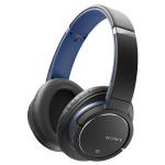 Casti on-ear Bluetooth SONY MDR-ZX770BNL, Noise-Canceling, NFC, Wireless, Albastru