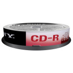 CD-R SONY 10CDQ80SP, 48x, 700MB, 10buc - Spindle