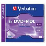 DVD+R DL VERBATIM 43541, 8x, 8.5GB, 1buc