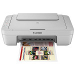 Multifunctional inkjet CANON PIXMA MG3052, A4, USB, Wi-Fi, gri