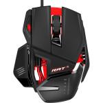 Mouse gaming MAD CATZ RAT 4 negru