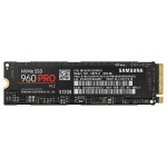 Solid-State Drive Samsung 960 PRO 512GB, M.2, PCI Express 3.0 x4, MZ-V6P512BW