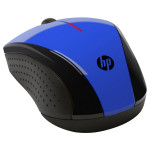 Mouse Wireless HP X3000 N4G63AA, 1200 dpi, albastru cobalt