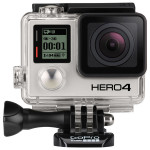 Camera video sport Ultra HD GO PRO Hero 4, Wi-Fi, Bluetooth, Black Adventure Edition