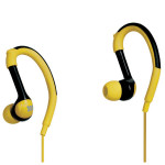 Casti Handsfree PROMATE Natty, Yellow