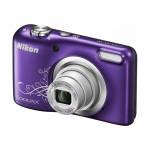 Camera foto digitala NIKON Coolpix A10, 16.1Mp, 5x, 2.7 inch,  Purple Lineart