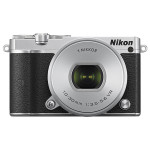 Camera foto mirrorless NIKON 1 J5, 23Mp, 3 inch, negru + obiectiv 10-30mm