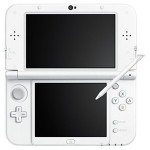 Consola Nintendo New 3DS XL, 4.88 / 4.18 inch, alb