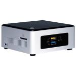 Sistem IT INTEL NUC5PGYHDD50, Intel® Pentium® N3700 pana la 2.4GHz, 2GB, 750GB, Intel® HD Graphics, Free Dos