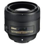 Obiectiv NIKKOR AF-S 85mm f/1.8G